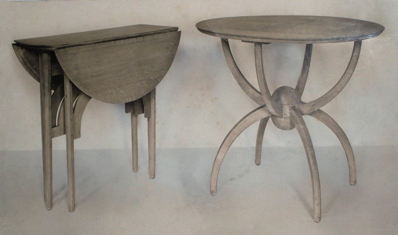 Voysey Two Tables