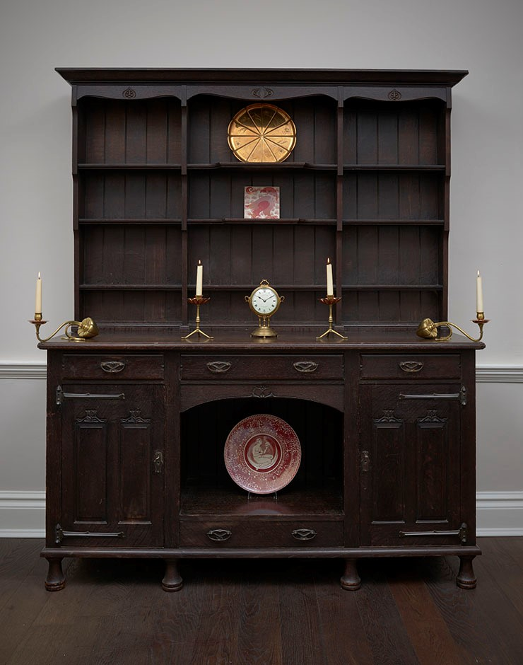 4. 'SIDEBOARD' Manufactured by Morris & Co. (1875-1940)