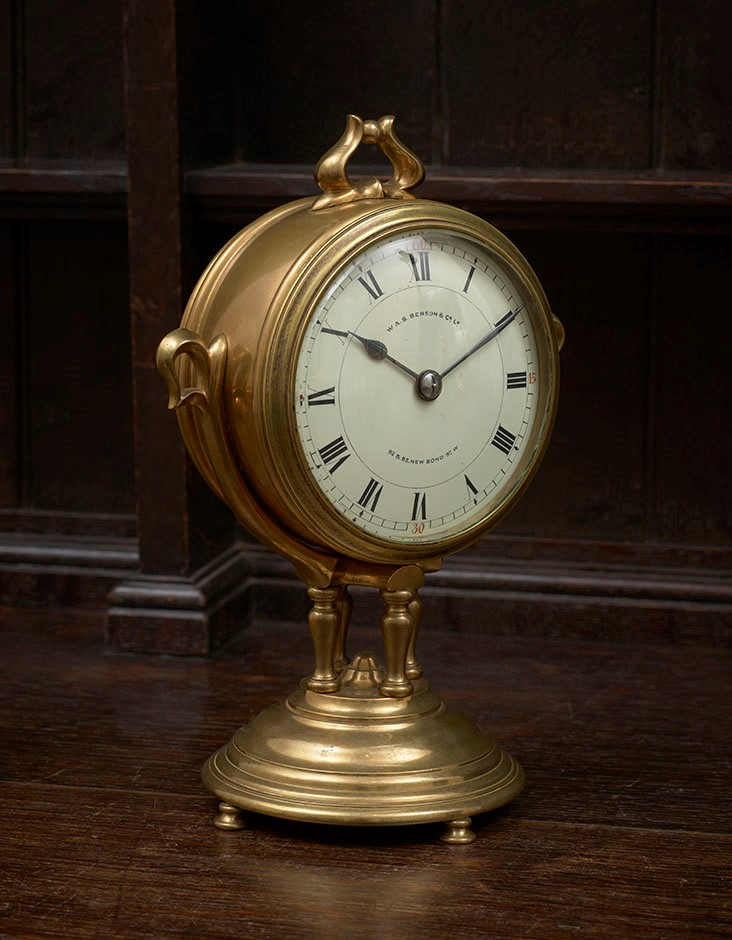 6 Benson Clock