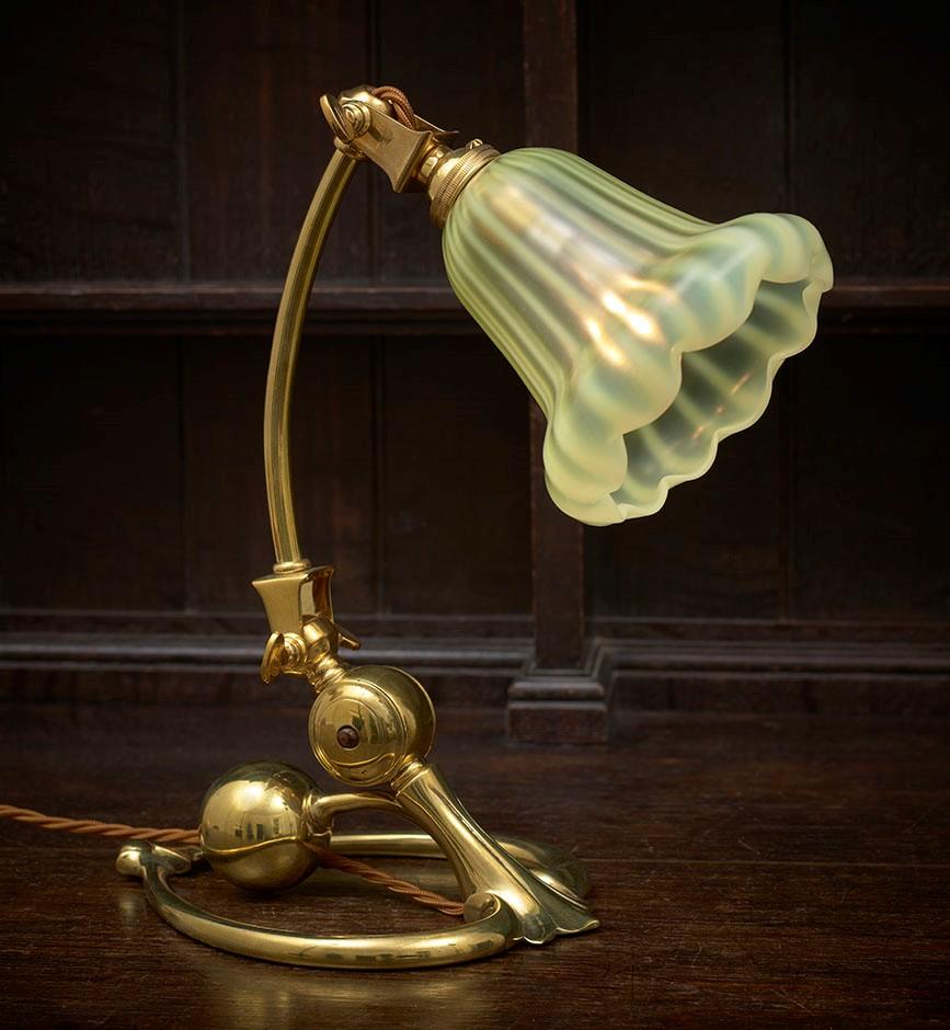 8 Benson Adjustable Table - Wall Lamp